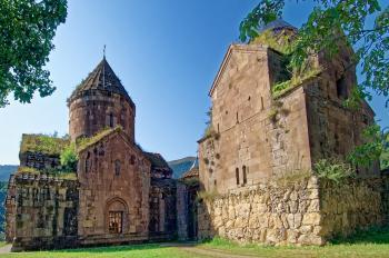 ARMENIA , GEORGIA Y AZERBAYAN