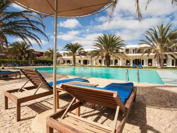 Cabo verde- Hotel Dunas de sal 4*